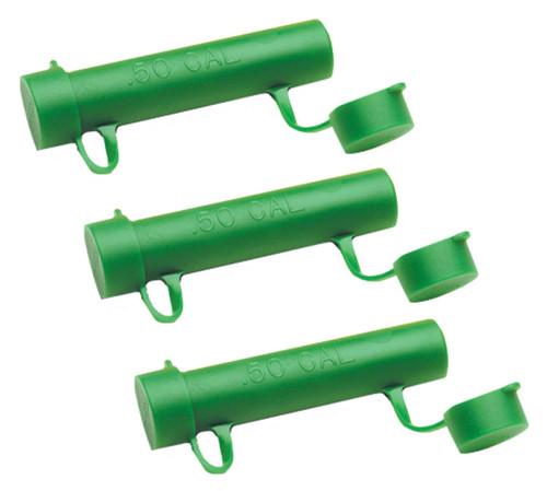 CVA Speed Loader Magnum 50 Cal Pellets Green Plastic 3 Pack
