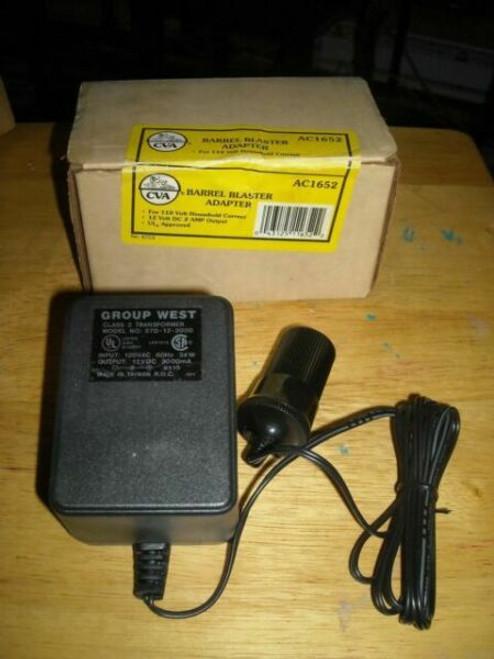 CVA BBL Blaster Adapter 110Volt
