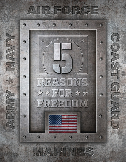 5 Reasons For Freedom