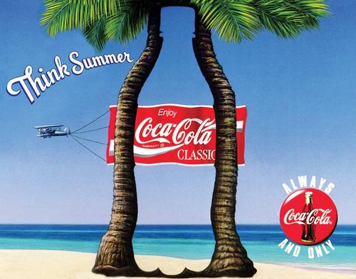 Coke Think Summer