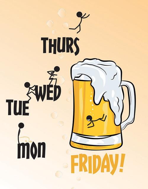 Monday Thru Friday