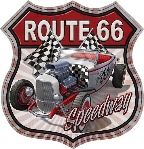 Route 66 Speedway