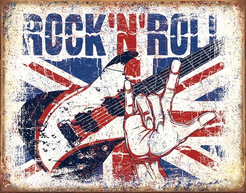 Rock N Roll Sign TSN2194