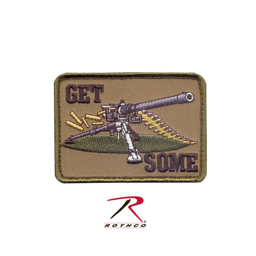 Patch - Get Some - Velcro