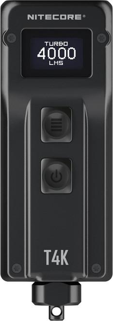 T4K Quad-Core Keychain Light