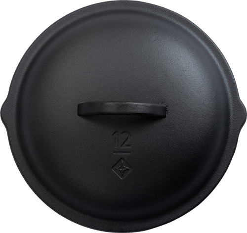 Cast Iron Skillet Lid 12in