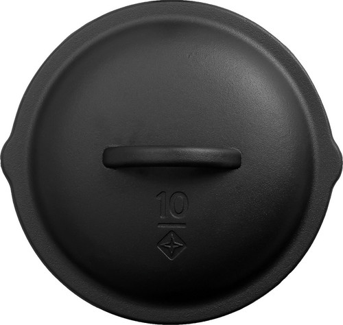 Cast Iron Skillet Lid 10in