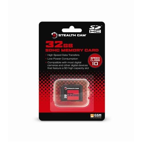 32Gb Sd Memory Card Single Pk