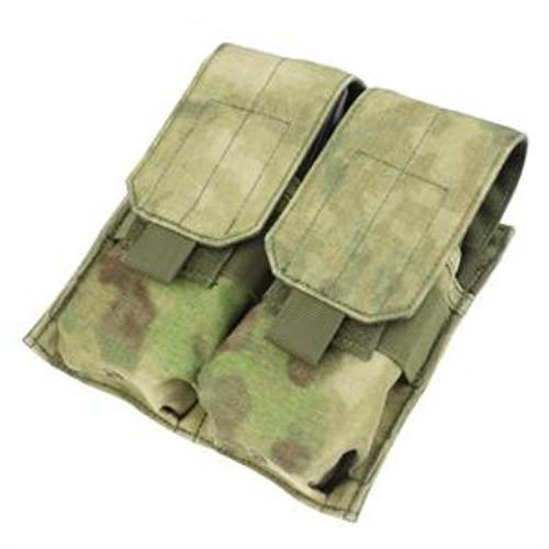 Condor Double M4 Mag Pouch - A-TACS FG