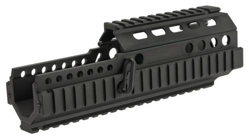 Matrix Full Metal Railed Handguard for L85A1 / R85A1 Airsoft AEGs - Black