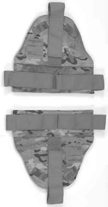 Improved Outer Tactical Vest Deltoid Protectors - Multicam (Size: M/L)