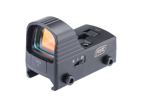ASG Micro Red Dot Sight w/ Picatinny Mount