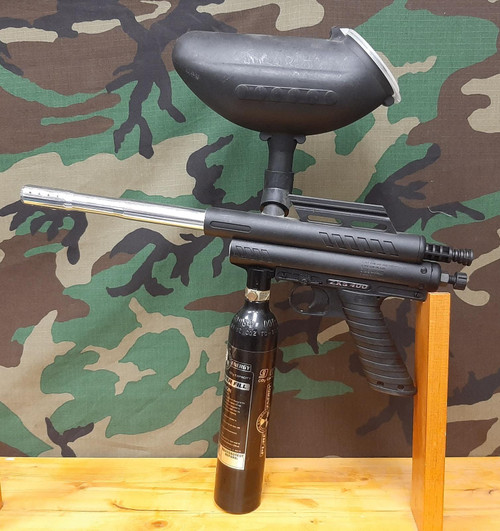 ZAP ZXS 400 Paintball Marker- USED