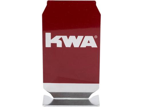 "KWA ""ePopper"" Practical Shooting Popper Targets (Package: KWA Logo x1 / Red)"