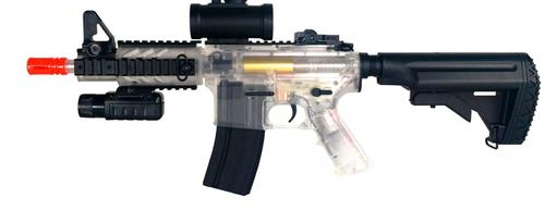 ASG DS4 CQB  LPAEG Electric Rifle Combo - BONEYARD