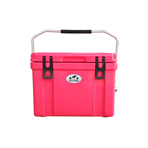 25L Chilly Ice Box - Canoe Red