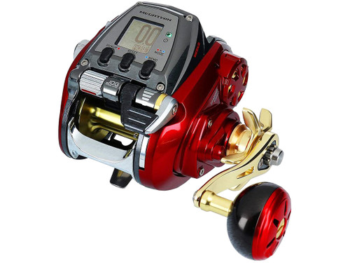 Daiwa SEABORG Electronic Fishing Reel (Model: 800MJ)