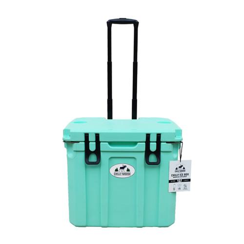 35L Chilly Ice Box w/Wheels - Southampton