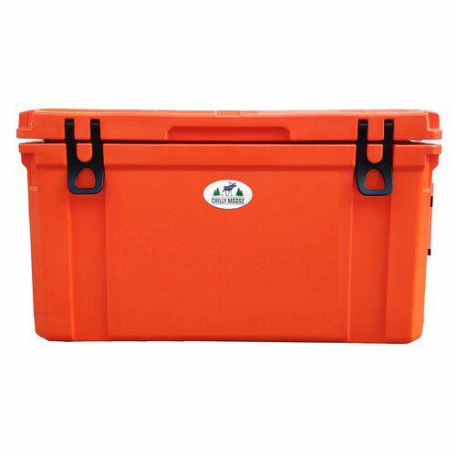 75L Chilly Ice Box - Blazing Orange