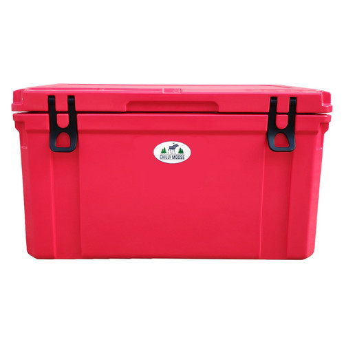 75L Chilly Ice Box - Canoe Red