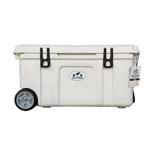 75L Chilly Ice Box w/ Wheels - Limestone