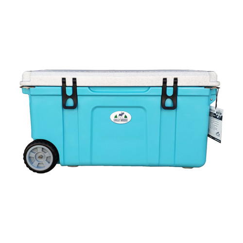 75L Chilly Ice Box w/ Wheels - Tobermory
