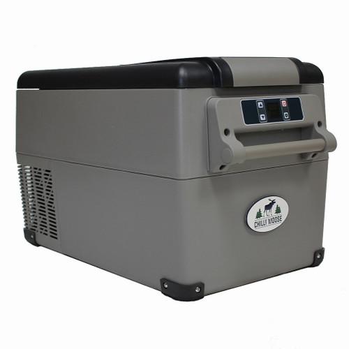 The Moose - 35L Portable Fridge-Freezer