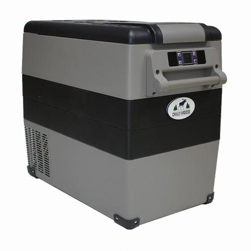 The Moose - 55L Portable Fridge-Freezer