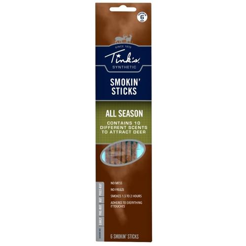 Tink's Smokin' Sticks Syntheticall Season