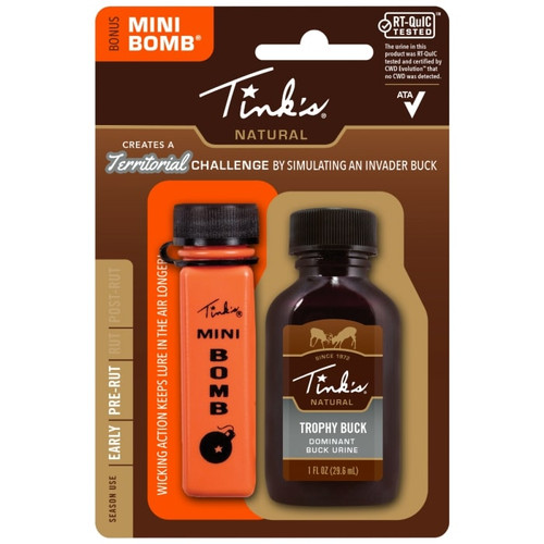 Tink's Trophy Buck Lure 1 Oz.