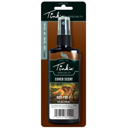 Tink's Red Fox-p Power Cover Scent 4 Oz.