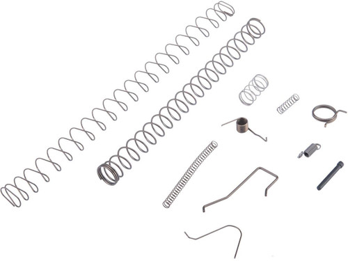 WE-Tech Replacement Spring and Pin Set for ISSC M22, SAI BLU, Lonewolf, & Compatible Airsoft Gas Blowback Pistols