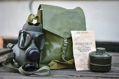 Hungarian M74 Gas Mask