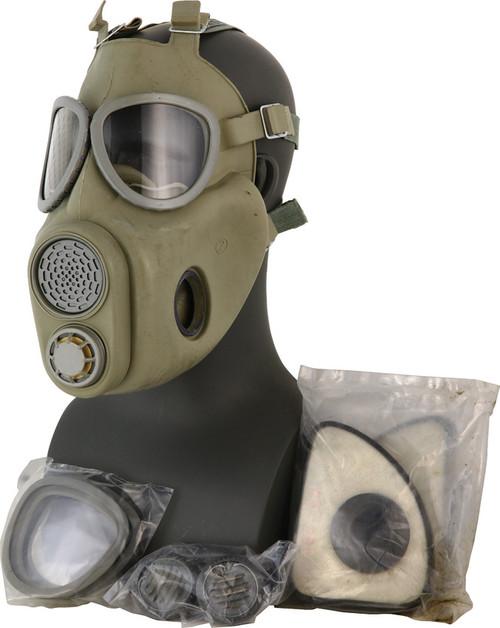 Czech M10 Gas Mask