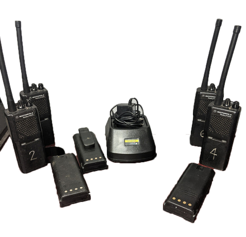 Motorola Radius P1225 Bundle