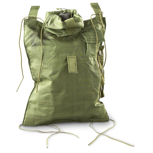 U.S. Armed Forces GI 5 Quart Collapsible Canteen