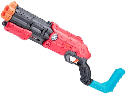 "XHERO Foam Dart Gun ""Superhero"" Pump Action Rifle and Pistol Set w/ Darts and Targets"