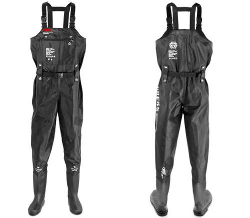 DRESS Chest High Airborne Waders (Size: XX-Large)