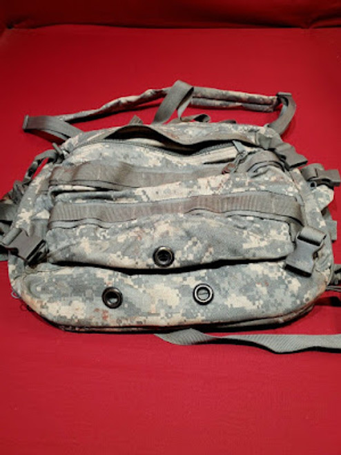 Pyramid Medical Combat Patrol Aid Bag - ACU Camo
