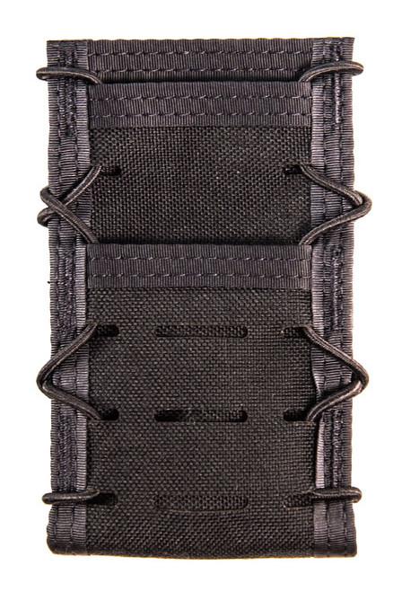 HSGI ITACO Phone/Tech Pouch Belt Mounted V2 (Color: Black / Belt - Large)