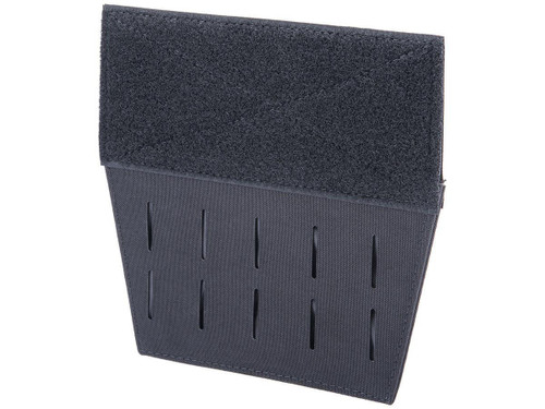TMC The Black Ships Horizontal MOLLE Panel for Hook & Loop Plate Carrier Flaps