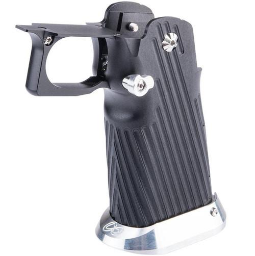Airsoft Masterpiece Aluminum Grip Type 15 for Tokyo Marui Hi-Capa Airsoft Pistols