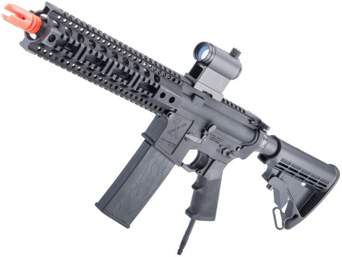 """Wolverine Airsoft MTW Modular Training Weapon HPA Powered M4 Airsoft Rifle """"Milspec Series"""" (Model: 10"""" SBR)"""