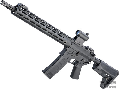 Helios Umbrella Corporation Weapons Research Group Licensed M4 M-LOK Airsoft AEG Rifle (Rifle)