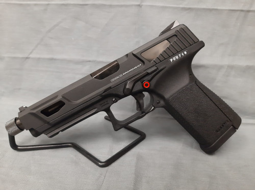 G&G GTP9-MS Metal Slide Gas Blowback Airsoft Pistol - USED