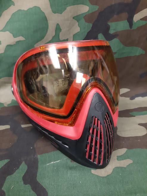 Dye i4 Mask - Red - USED