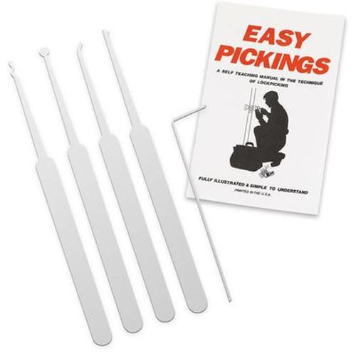 Easy Lock Picking Set