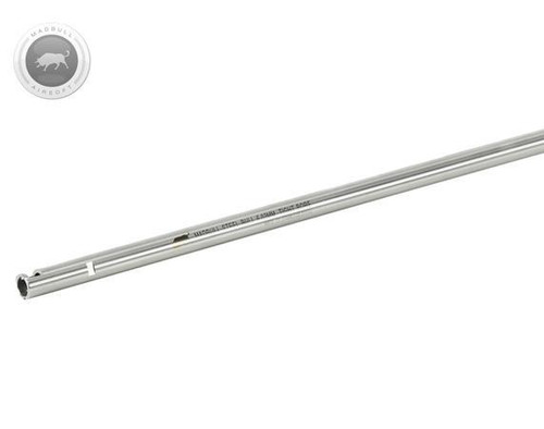 Madbull Airsoft Stainless Steel SteelBull Tight Bore Barrel 6.03id - 590mm
