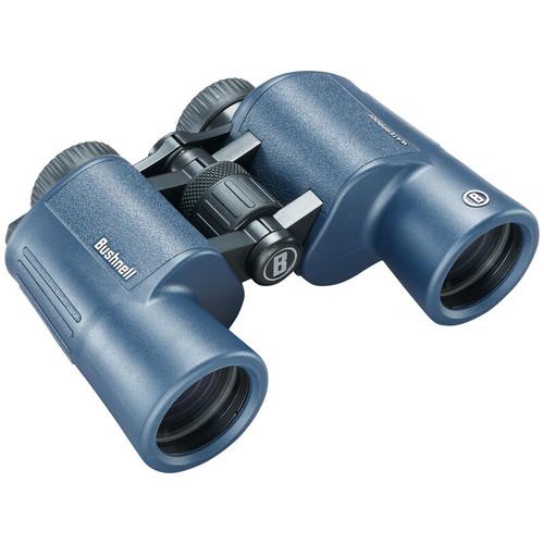 H2O 10X42Mm Dark Blue/Porro Binoculars