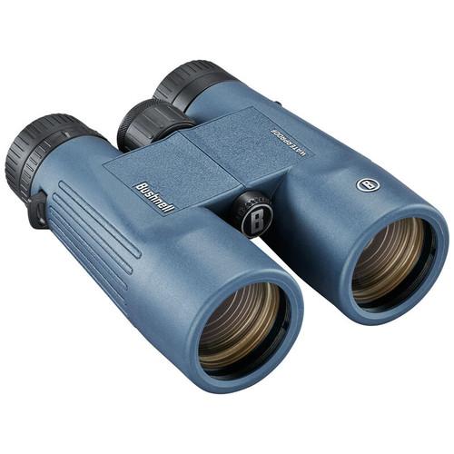 H2O 10X42Mm Dark Blue/Roof Binoculars